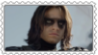 Commission: Winter Soldier stamp by AquaGemPrincess