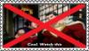 Anti Shazam x Wonder Woman Stamp by AquaGemPrincess