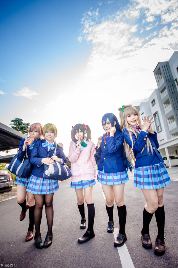 Love Live! by josephlowphotography
