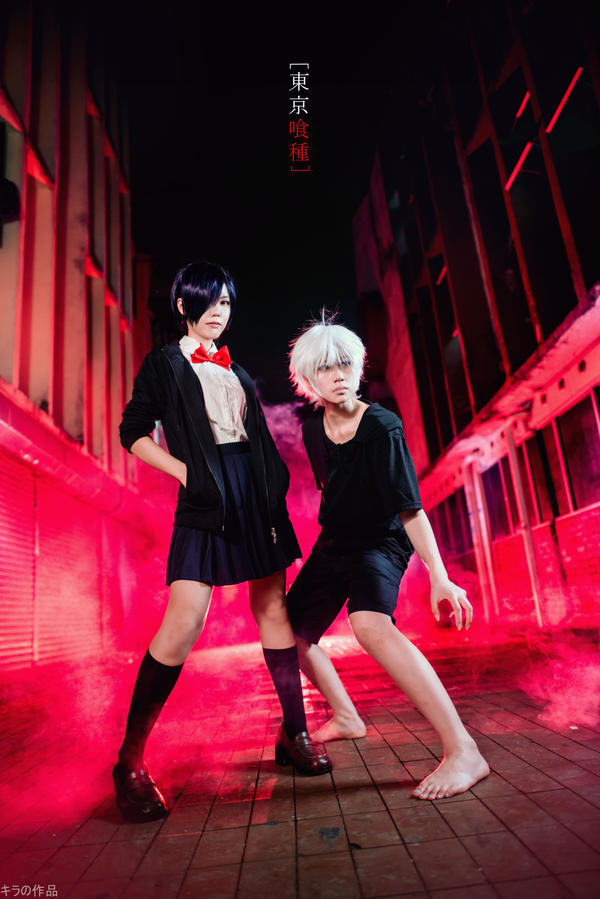 Tokyo Ghoul 2 by josephlowphotography