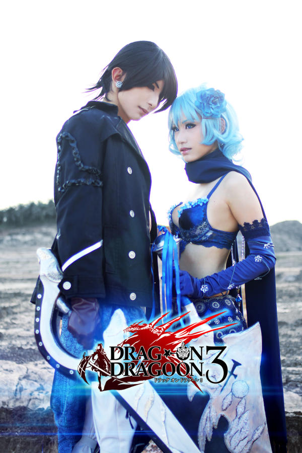 Drakengard 3: Two x Cent 2 by josephlowphotography