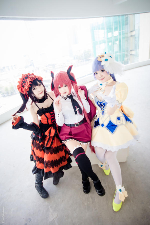 Date A Live by josephlowphotography