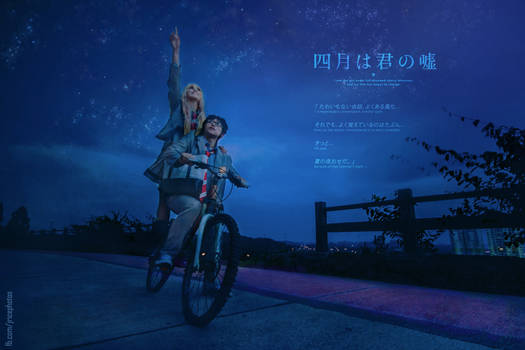 Your Lie in April 3