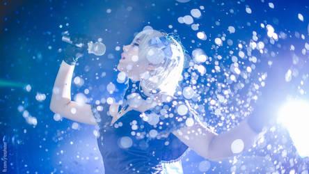 IDOLM@STER: Nebula Blue