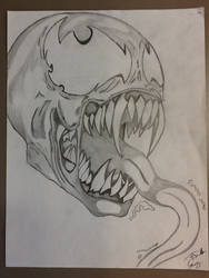 Venom by JAA-JAL