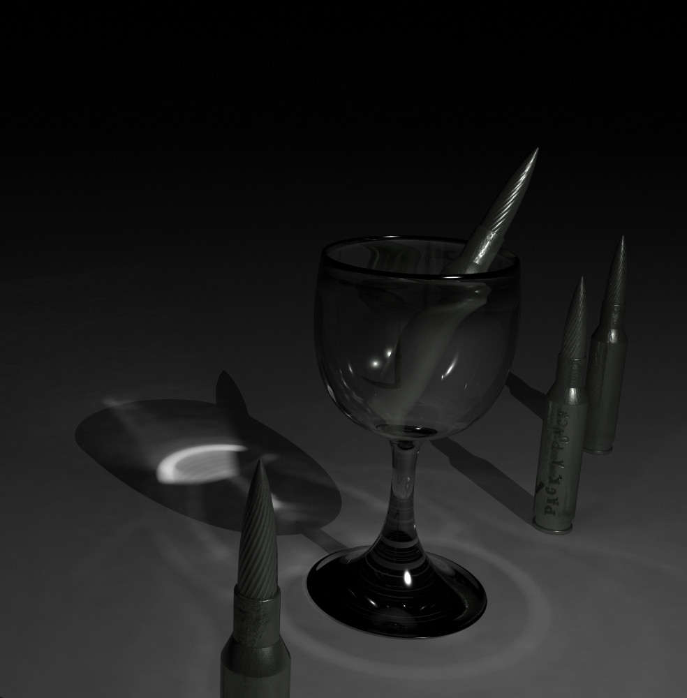 Bite the Bullet by D-avid-vv