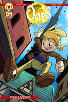 Oops Comic Adventure Webcomic by Gingco