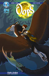 Oops Comic Adventure #4 Cover