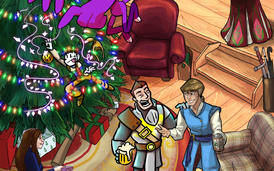 christmas FB banner by Gingco