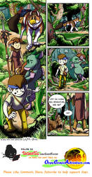 Oops Comic Adventure #6 page 1 by Gingco