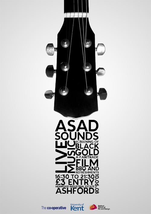 ASAD Sounds Poster by fuelyourdesign on DeviantArt