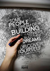 Architecture Build Your Dreams by fuelyourdesign