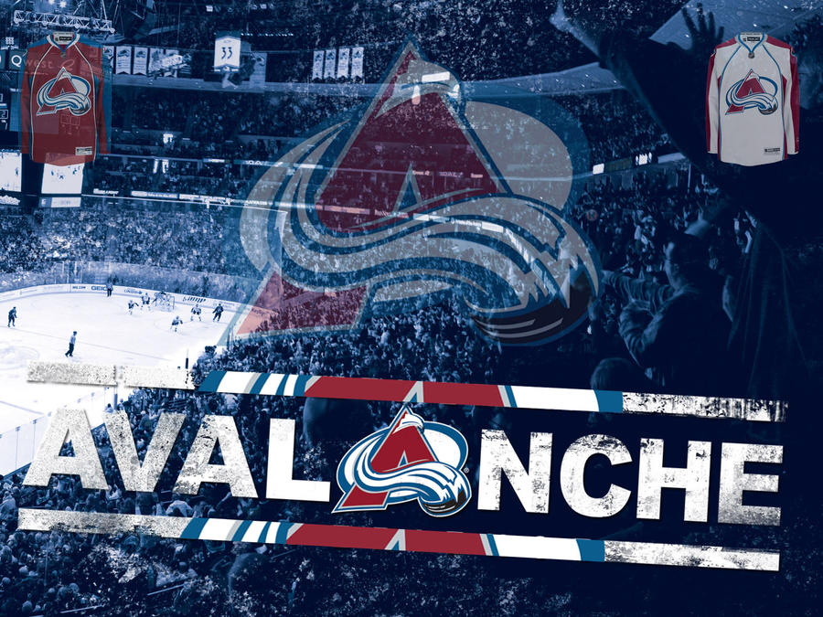 colorado avalanche wallpaper by kasut6 on deviantart