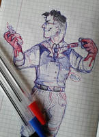 TF2 Medic by impyrka