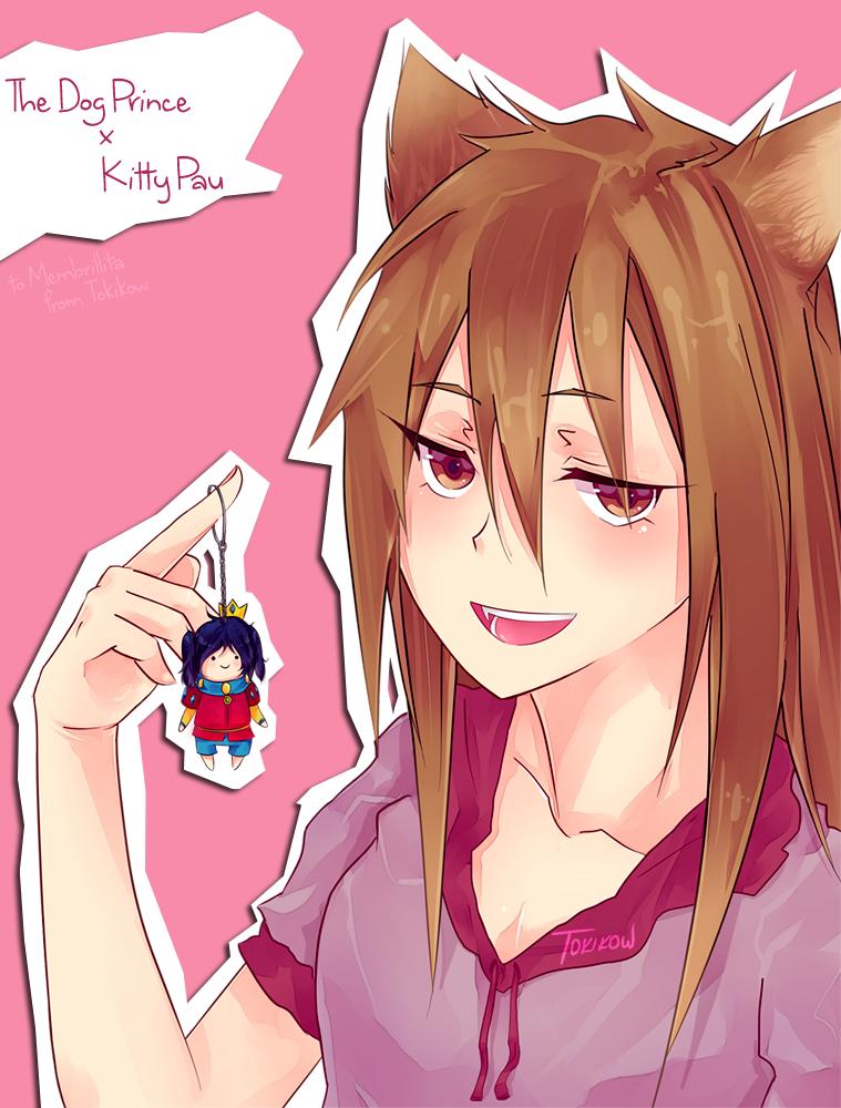 Kitty Pau x The Dog Prince by Tokikow