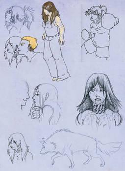 Sketches by Big-Bad-Studios
