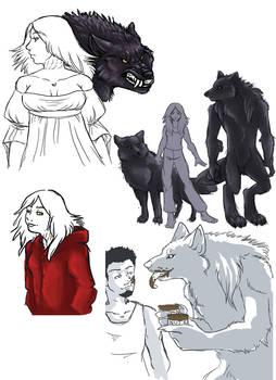 Wolf Girl by Big-Bad-Studios