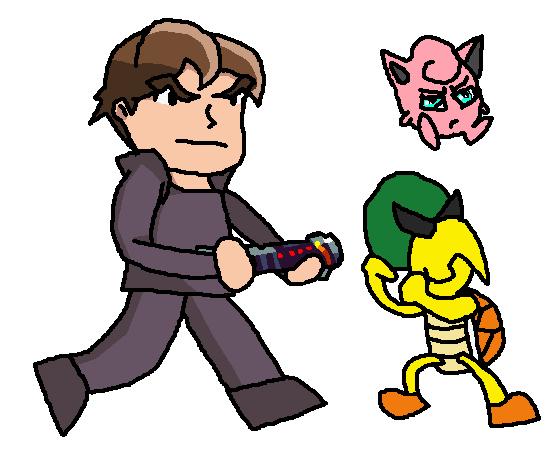Doodles for Dan by dorko4u
