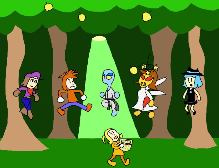 Let's All Jump! by dorko4u