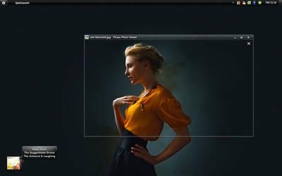 Cate Blanchett by qupic