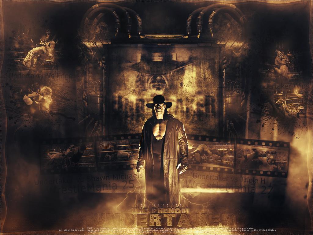 Undertaker wallpaper 21 0
