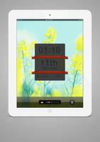 Bright Majic iPad LockScreen by jessecheema