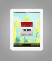 BrightMajic  Cal iPad LS by jessecheema