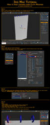 Making of curtains in 3ds Max by marlev