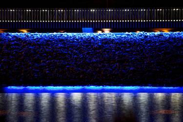 Blue lights by gzzmos
