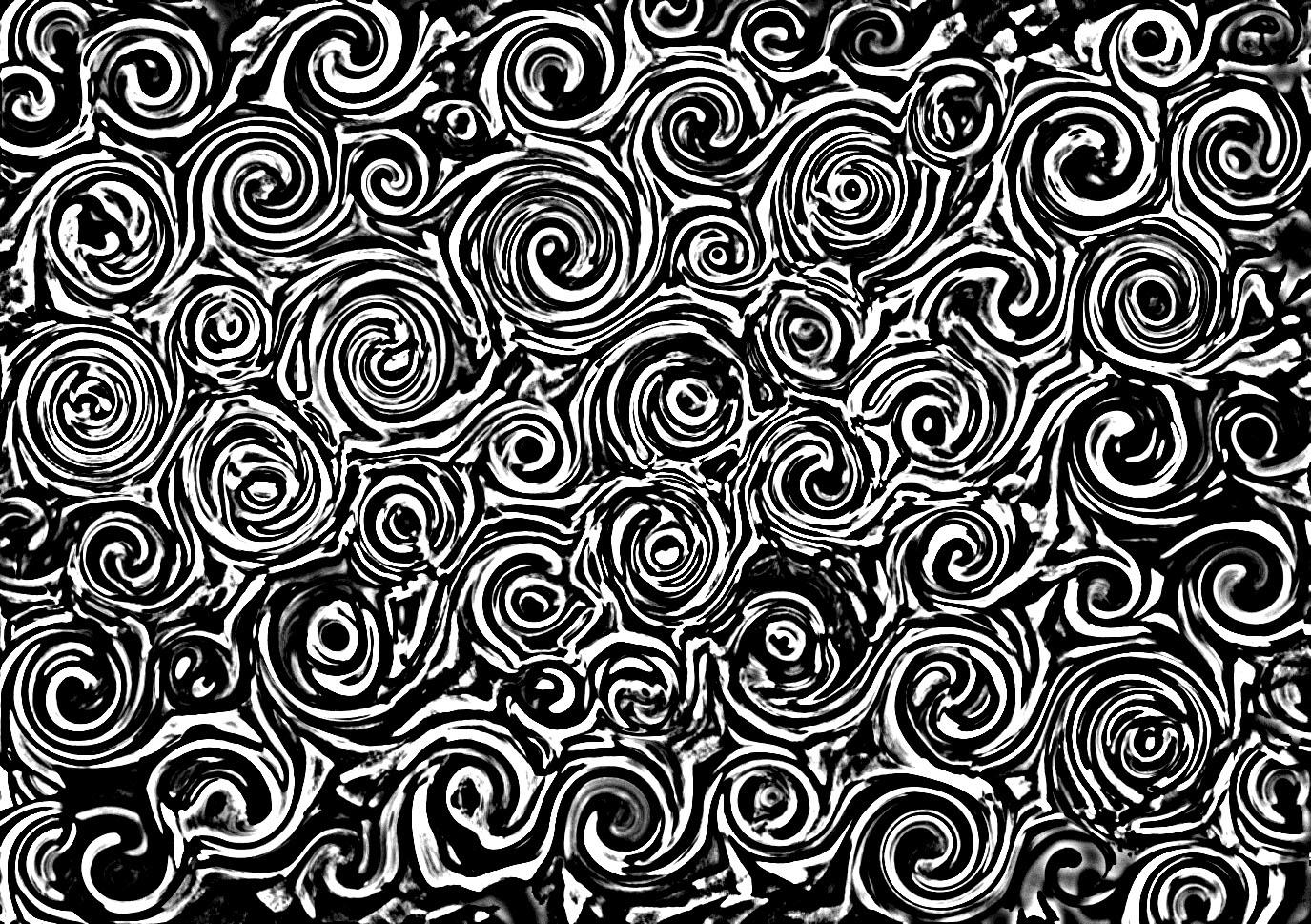manga swirl pattern shock1 by ryunoohi on deviantart. Black Bedroom Furniture Sets. Home Design Ideas