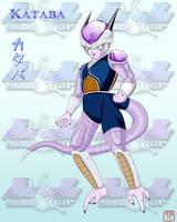 Honor Trip Character Reference - Kataba by RyunoOhi