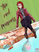 Art Trade:  theredprincess by RyunoOhi