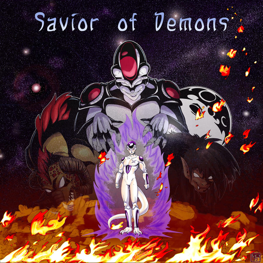 Savior of Demons Story Cover 2015 by RyunoOhi