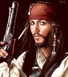 Jack Sparrow by TsaoShin