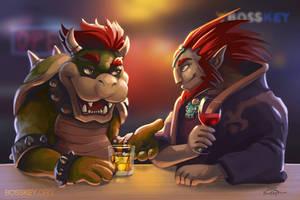 Bosskey Pub by TsaoShin