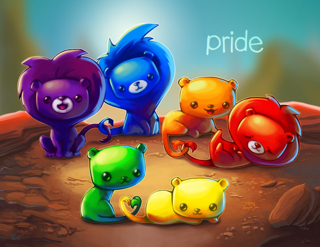 Pride by TsaoShin
