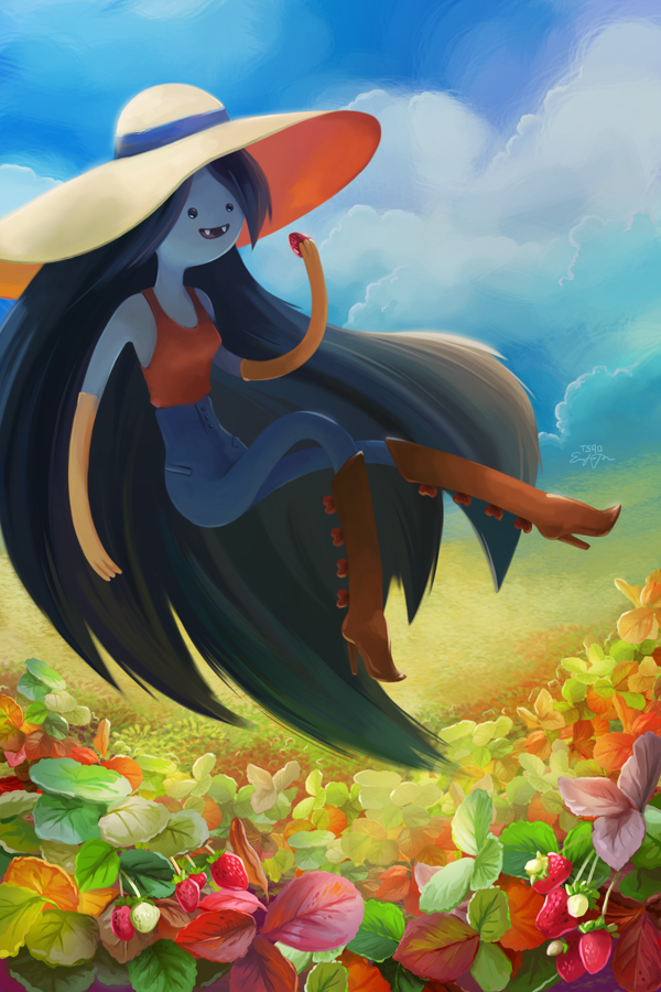 Marceline by TsaoShin