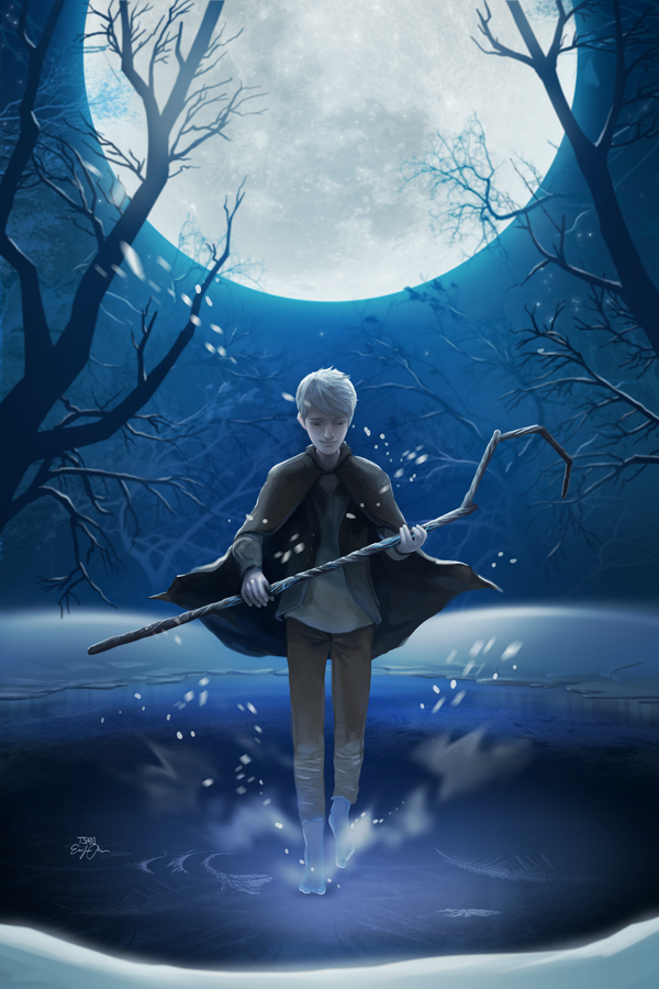 Jack Frost Rising By TsaoShin On DeviantArt
