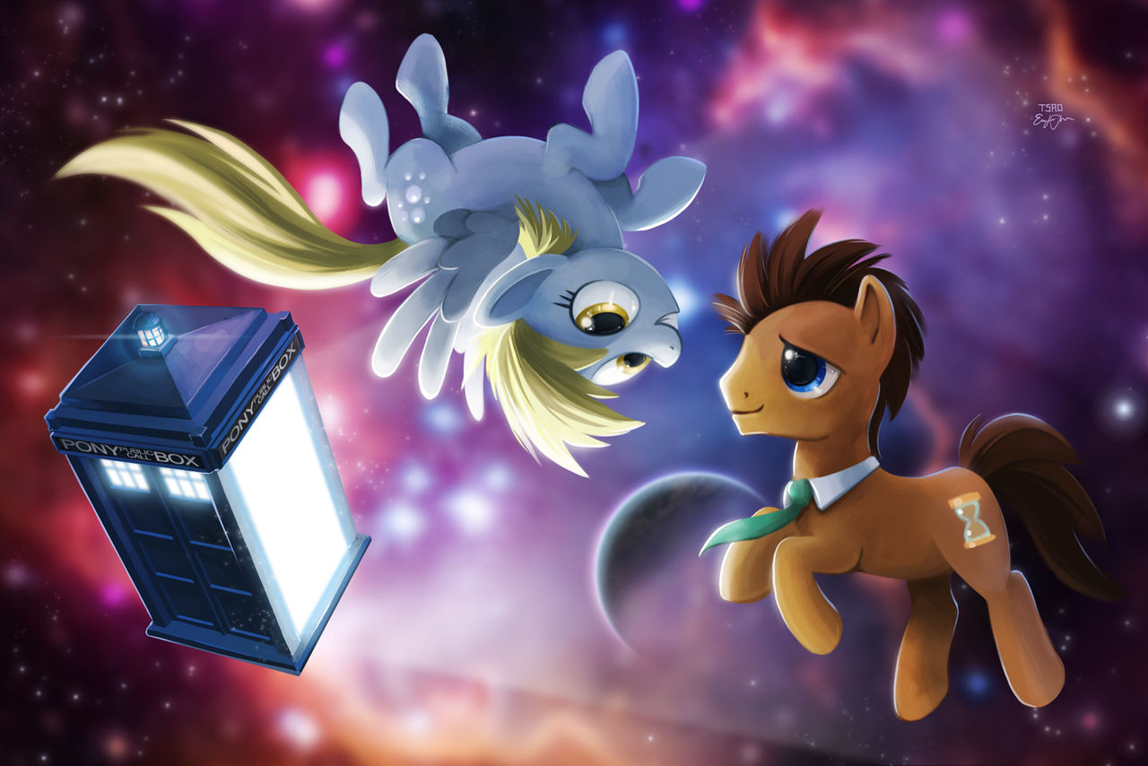 MLP: The Doctor and Companion