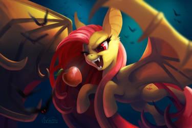 Flutterbat by TsaoShin