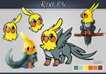 Rivers Ref Sheet by TsaoShin