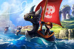 HTTYD: The Wind Waker