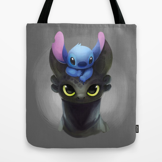 Pals Bag by TsaoShin