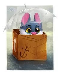 The Little Explorer by TsaoShin