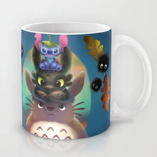 fav-things-mug by TsaoShin