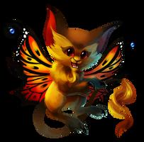 Dragon Imp by TsaoShin