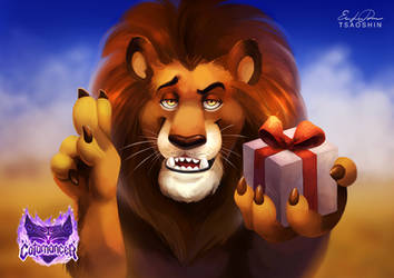 Lyin' Lion