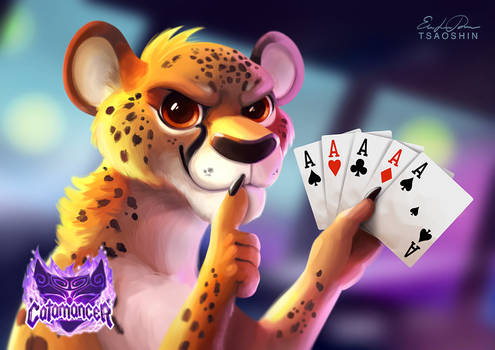 Cheating Cheetah