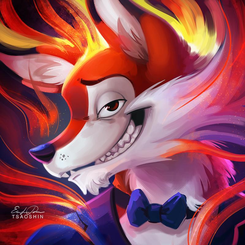Toasty Fox by TsaoShin