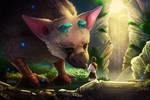 Trico - The Last Guardian by TsaoShin
